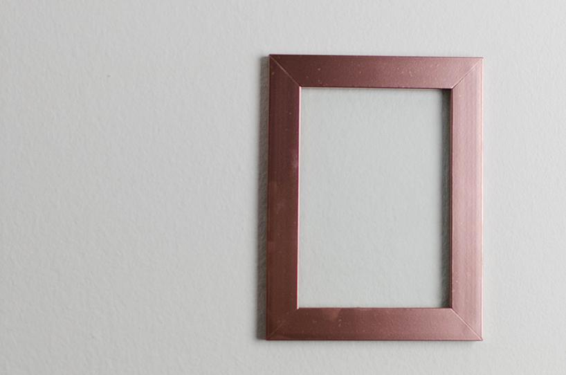 neue liebe bilderrahmen aus kupfer. Black Bedroom Furniture Sets. Home Design Ideas