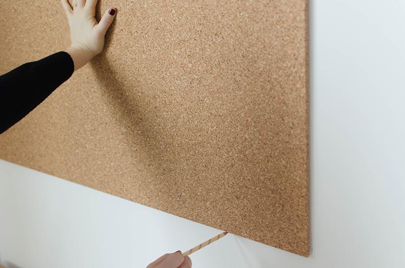 fashiontamtam diy pinnwand gestalten 818 11. Black Bedroom Furniture Sets. Home Design Ideas