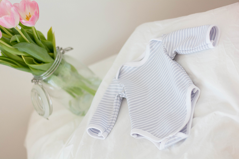 DIY: Selbstgenähter Babybody - fashiontamtam.com