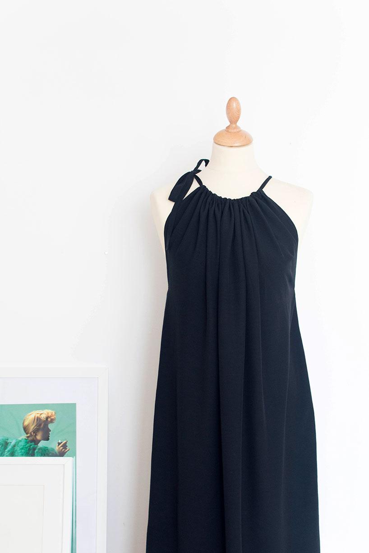 Fashiontamtam-schwarzesMaxikleid-Neckholder-langesKleid-Maternity-818-12