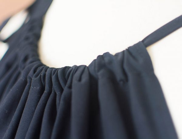 Fashiontamtam-schwarzesMaxikleid-Neckholder-langesKleid-Maternity-818-7