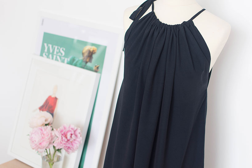 Fashiontamtam-schwarzesMaxikleid-Neckholder-langesKleid-Maternity-818-8