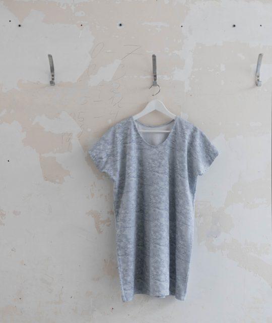 Schnittmuster Damen T-Shirtkleid #tee auf Kleiderbügel