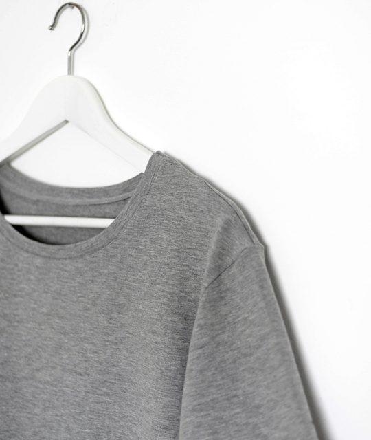 Schnittmuster Herren T-Shirt #menswag auf Kleiderbügel