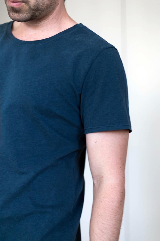 Schnittmuster T Shirt Menswag Für Herren Download Fashiontamtamcom
