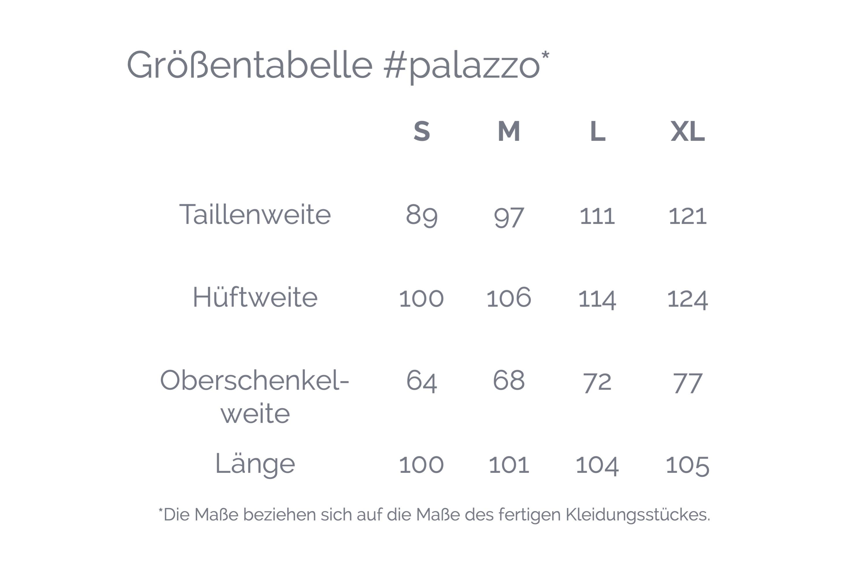 klar in Sicht preisreduziert Großhandelspreis 2019 Schnittmuster Hose #palazzo Download