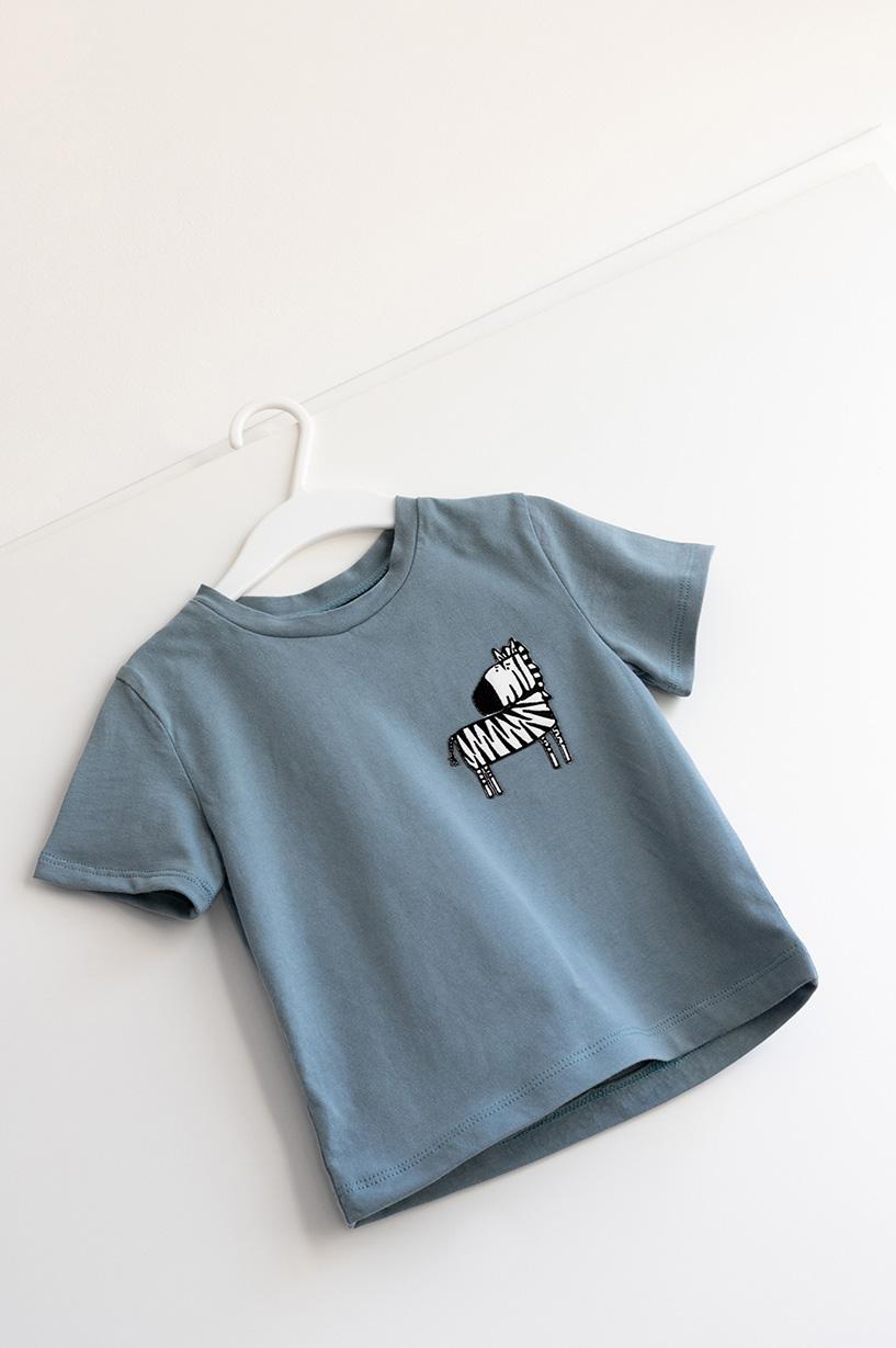 Schnittmuster Kinder T-Shirt Kidsswag