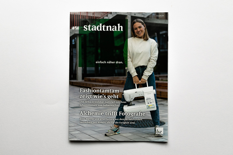 Froncover Magazin stadtnah fashiontamtam