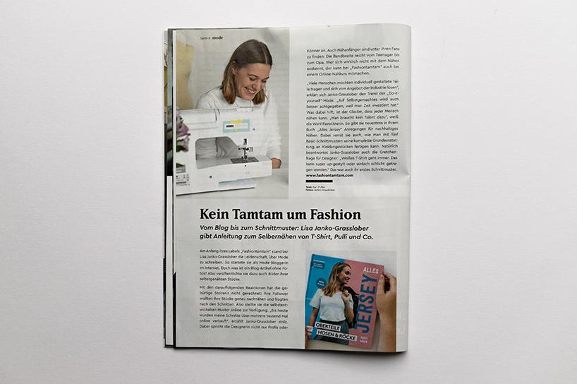 Stadtnah Seite Fashiontamtam Magazin