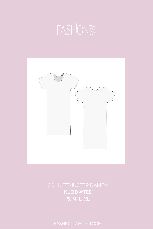 Kleid gratis download schnittmuster Mädchenkleid